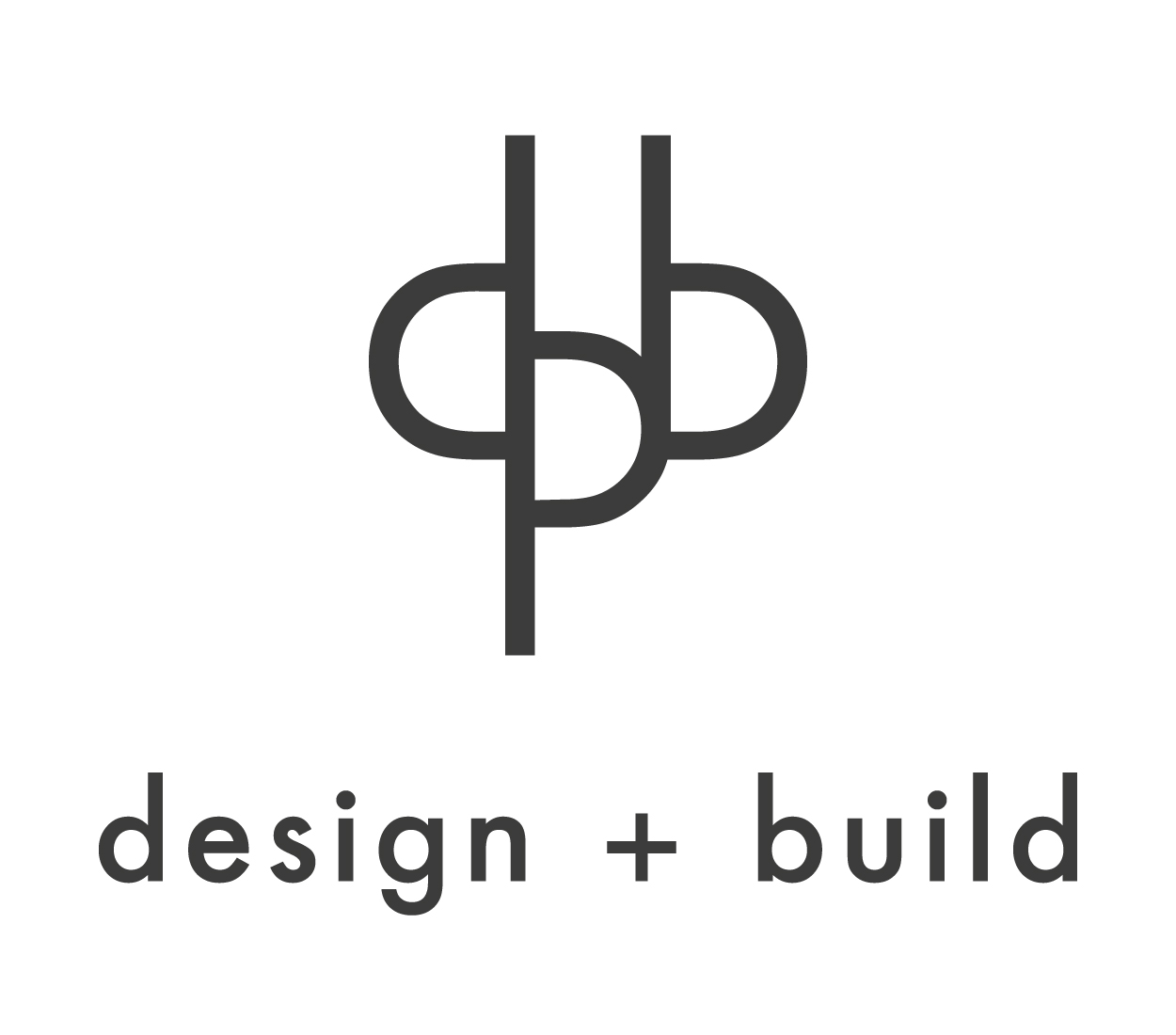 design + build Logo